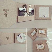 Papiernictvo - Sada obalov na CD/DVD - 9860531_