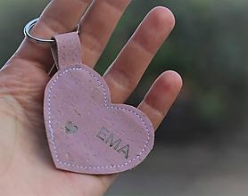 Kľúčenky - Personalizovaná kľúčenka - 9860612_