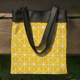 Nákupné tašky - Plátená taška SUN - 9859548_