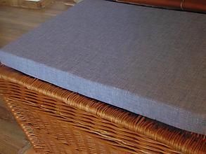 Úžitkový textil - Podsedák na lavicu 60x40 cm - 9860955_