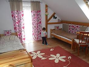 Úžitkový textil - Závesy, zásteny, vankúšiky do detskej izby - 9860994_