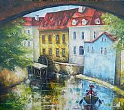Obrazy - NA ČERTOVCE - 9863235_