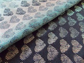 Textil - Sensimo Stamphearts Garden - 9860928_