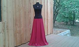 Sukne - Sukně na ples i do práce - i jiné barvy - 9863302_