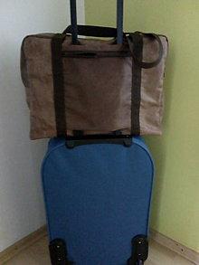 Iné tašky - cestovná taška - 9863136_