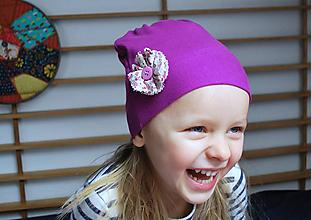Detské čiapky - Detská čiapka - 9861232_