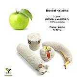 Drobnosti - Bio obal na jablko - 9864408_
