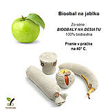 Drobnosti - Bio obal na jablko - 9864409_