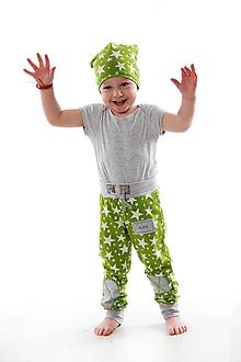 Detské čiapky - Stella čiapka - 9863909_
