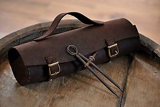 Veľké tašky - kožená brašňa na nástroje ROLLINS - 9864292_