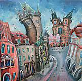 Obrazy - Praha - 9864298_