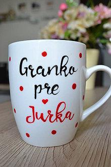 """Nádoby - Šálka  """"Granko"""" - 9864337_"""