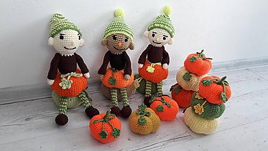 Hračky - Dyňkovia jesenkovia - 9865221_