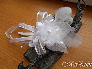 Pierka - Svadobné pierko v bielom III. - 9867682_