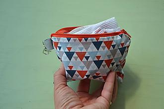 Nákupné tašky - Ekošopka (nákupný set Zerowaste) (Pestrofarebná) - 9867969_
