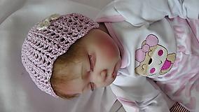 Detské čiapky - Čiapka 17 - 9866319_