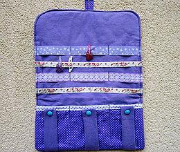 Iné tašky - Sponkovník skladací - 9865754_