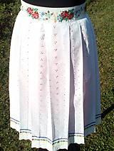 Iné oblečenie - Zásterka - 9866047_