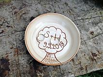 Nádoby - Miska na obrúčky č.1 - 9868902_