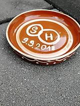 Nádoby - Miska na obrúčky č.2 - 9868935_