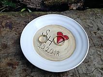 Nádoby - Miska na obrúčky č.3 - 9869053_
