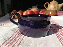 Nádoby - Šálka modrá č.1 - 9869992_