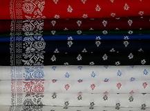 Textil - Látka Bordúra Folk - 9870889_