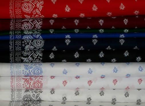 112dfadc6 Látka Bordúra Folk / SlovAB - SAShE.sk - Handmade Textil
