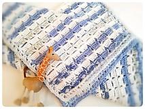 Textil - Deka pre chlapčeka - VÝPREDAJ - 9870019_
