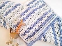 Textil - Deka pre chlapčeka - VÝPREDAJ - 9870020_