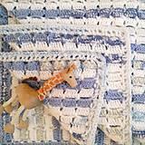 Textil - Deka pre chlapčeka - VÝPREDAJ - 9870021_