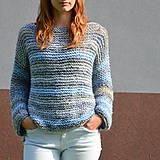 Svetre/Pulóvre - sveter