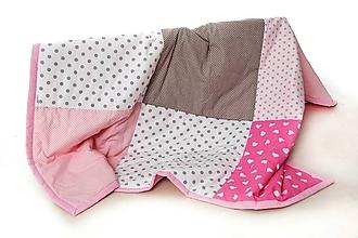 Textil - Obojstranná prikrývka - 9868623_