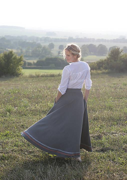 Sukne - sukňa Nicole - 9869906_