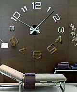 Hodiny - Nástenné hodiny vyrobené z plastu - PELLO 12S053 CLOCK - 9869705_