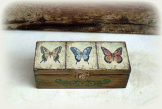 Krabičky - Krabička - 9869937_