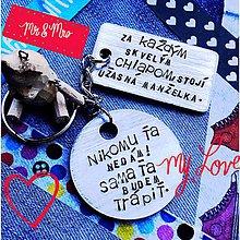 Kľúčenky - ... ako potešiť CHLAPA :) - 9873815_