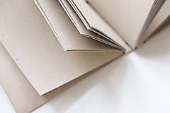 Papiernictvo - Zápisník s motívom - líška - 9873077_