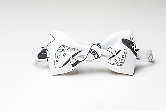 Doplnky - Motýlik hubár - 9871732_