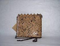Kabelky - Kabelka na vychádzku - 9873426_