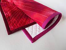 Textil - Detská moderná deka Môj diamant - 9871179_