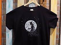 Tričká - Unisex tričko - Stranger - 9871889_