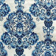 Papier - S1242 - Servítky - folk, indies, ornament, vzor, vintage, romantika - 9874335_