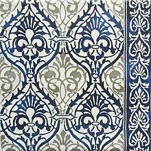 Papier - S1243 - Servítky - folk, ornament, indies, romantika, vintage - 9874381_