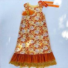 Detské oblečenie - Mystic flowers dress - 9875091_