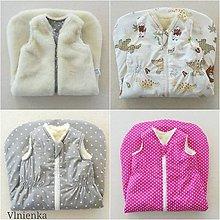 Textil - Spací vak pre deti a bábätká ZIMNÝ 100% MERINO na mieru HAND made - 9876844_