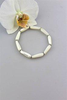 Náramky - perleť náramok luxusný - 9874962_