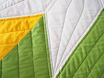 Textil - Sada pre dvojčatá dve deky Veľká hviezda 1 a 2 - 9875919_