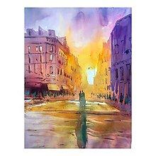 Obrazy - Obraz - Romantický večer - 9874680_