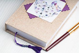 Papiernictvo - Zápisník A6 - 9876240_